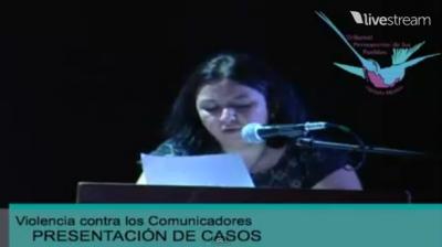 Periodistas señalan al Estado Mexicano ante el TPP, como responsable de violentar el derecho a la libertad de expresión