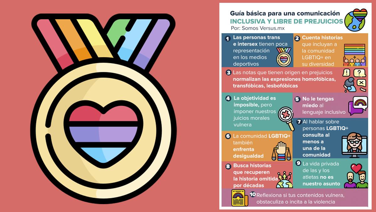 Guía básica para una comunicación inclusiva y libre de prejuicios