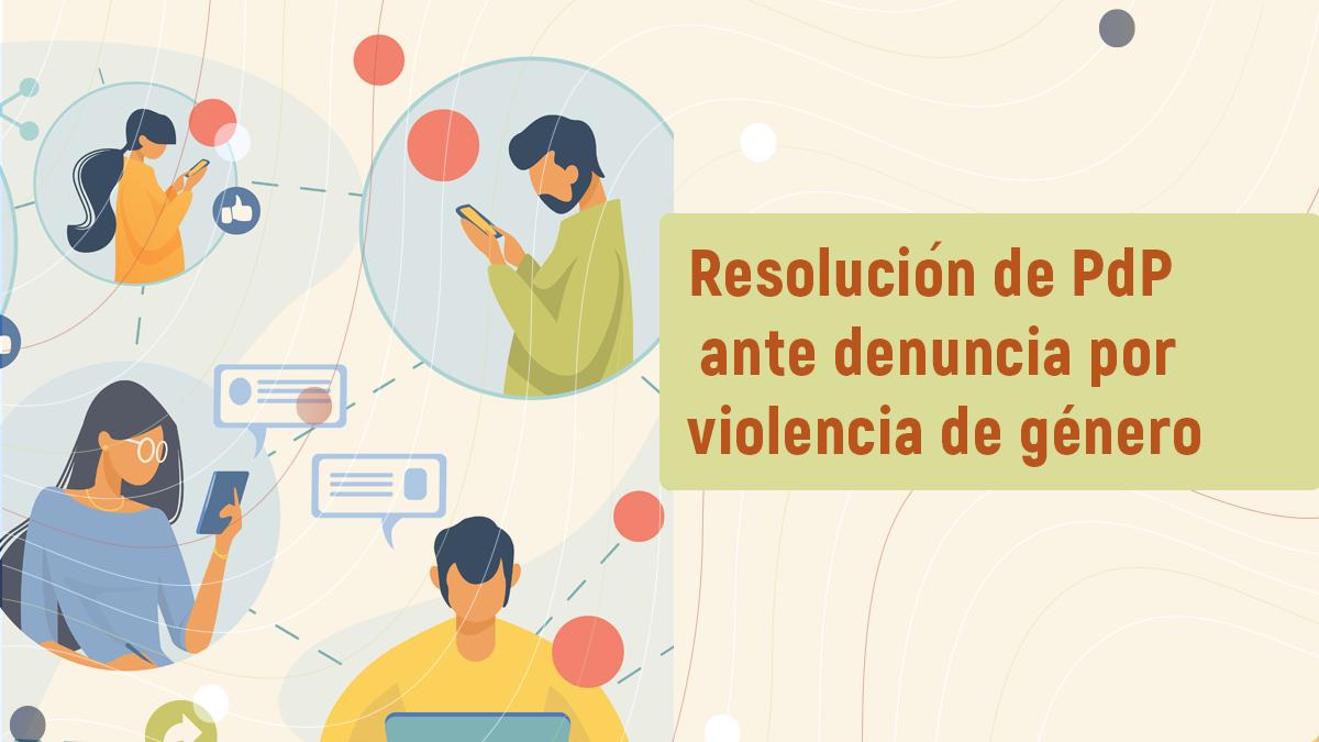 Resolución ante la denuncia presentada contra el periodista Arturo Contreras